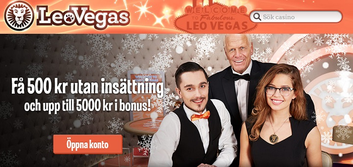 100 kr gratis casino 2018