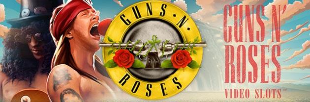 Gratis spinn på spelautomaten Guns n Roses