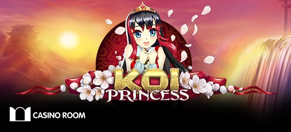 Koi Princess gratis spinn NetEnt