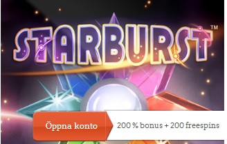 Leo Vegas 200 gratis spinn