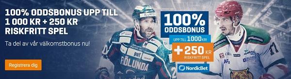 NordicBet Gratis Sport