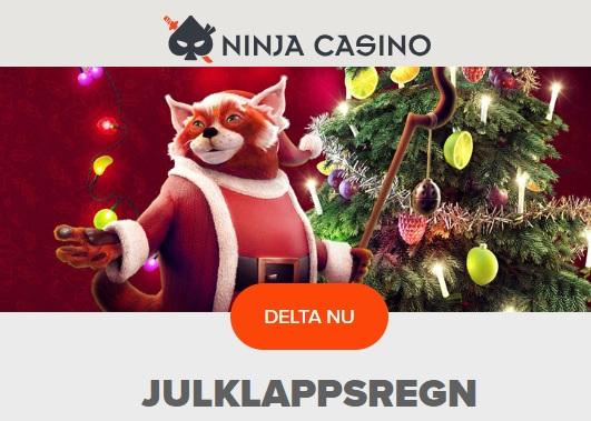 Online Casinon med julkalender 2018