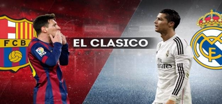 Se Real Madrid - Barcelona gratis 23 April 2017