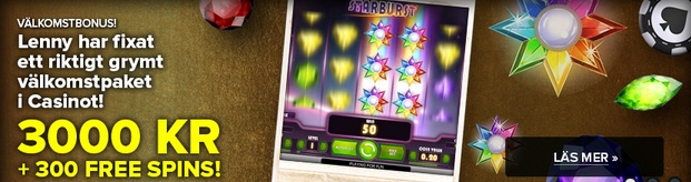 SuperLenny Casino gratis