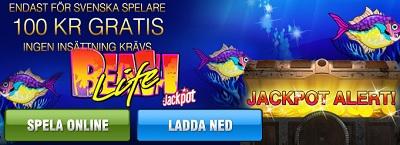 Titan Casino 100 kr gratis