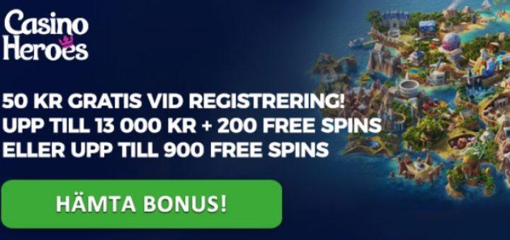 50kr gratis casino