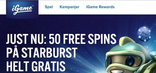 free spins igame casino