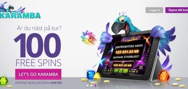 100 karamba