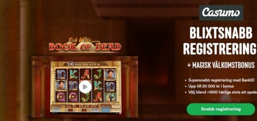 storsta casinobonusar 2019